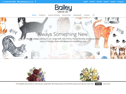 Bailey Decal Ltd.